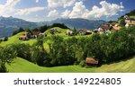 beautiful panorama of... | Shutterstock . vector #149224805