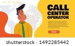 informational flyer written...   Shutterstock .eps vector #1492285442