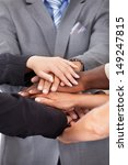 group of multiracial people... | Shutterstock . vector #149247815