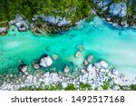 Beautiful Soca River In...