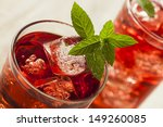 Cold Refreshing Berry Hibiscus...