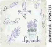 Lavender Herb Flower  Floral...