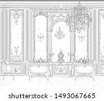 Vintage Royal Living Room...
