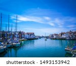 A Beautiful Harbour In The...