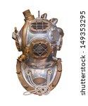 Antique Deep Sea Diving Helmet...