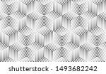 abstract geometric pattern. a... | Shutterstock .eps vector #1493682242