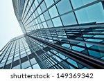 glass modern business center | Shutterstock . vector #149369342