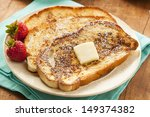 Homemade French Toast With...