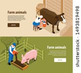 Cattle Farm Livestock Animals 2 ...
