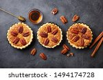 Pecan Pies  Mini Tarts....