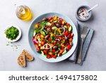 Lentil Salad With Mix...