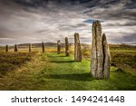 Ring Of Brodgar  Orkney ...