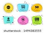 helpful tips symbol. best... | Shutterstock .eps vector #1494383555
