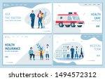 health insurance  medical... | Shutterstock .eps vector #1494572312
