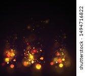 magic concept. abstract...   Shutterstock .eps vector #1494716822