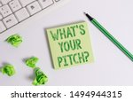 conceptual hand writing showing ... | Shutterstock . vector #1494944315