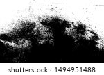 rough black and white texture... | Shutterstock .eps vector #1494951488