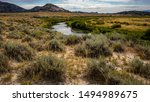 Sweetwater River In The Granite ...
