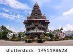 (Indonesian: Graha Maria Annai Velangkanni), is a Marian shrine built in the Indo-Mogul style that opened in 2005 in Medan, Indonesia.