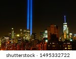 9 11 Tribute In Light And The...