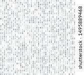 binary coding   wallpaper....   Shutterstock .eps vector #1495889468