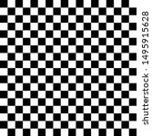 checkered  chequered seamless... | Shutterstock .eps vector #1495915628