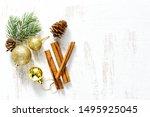 beautiful arrangement of... | Shutterstock . vector #1495925045