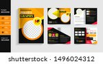 creative photography brochure... | Shutterstock .eps vector #1496024312
