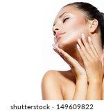 beauty portrait. beautiful spa... | Shutterstock . vector #149609822