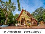 Wat Phuket  Nan Province ...