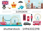 Flat London Elements...