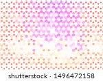 light pink  red vector template ...   Shutterstock .eps vector #1496472158