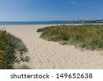 Par Beach Cornwall England