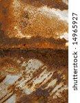 grunge rusty iron background   Shutterstock . vector #14965927