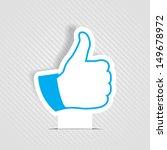 like symbol | Shutterstock . vector #149678972