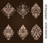 arabesco,damasco,flora,foliares,invitación,lujo,plantas,repetición,rococó,seda,plantilla,viñeta,fondo de pantalla