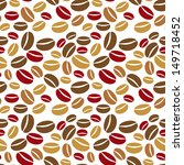 the seamless pattern made out... | Shutterstock .eps vector #149718452