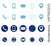 useful icons .. .. .. .. . | Shutterstock .eps vector #1497422315