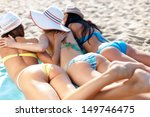 summer holidays and vacation  ... | Shutterstock . vector #149746475