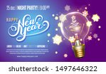 poster or banner with realistic ... | Shutterstock .eps vector #1497646322