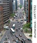 downtown toronto  canada.... | Shutterstock . vector #14977552