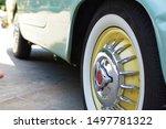 Radial Whitewall Vintage Tire...