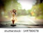hula dancer | Shutterstock . vector #149780078