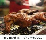 Tasty Bbq Chicken Thigh On...