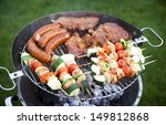 grill  | Shutterstock . vector #149812868