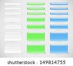 chat bubbles | Shutterstock .eps vector #149814755
