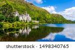 Kylemore abbey  beautiful...