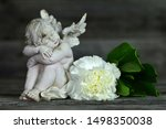 Guardian Angel And White...