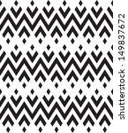 seamless geometric vector... | Shutterstock .eps vector #149837672