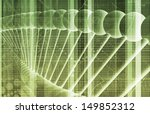 modern medical science... | Shutterstock . vector #149852312
